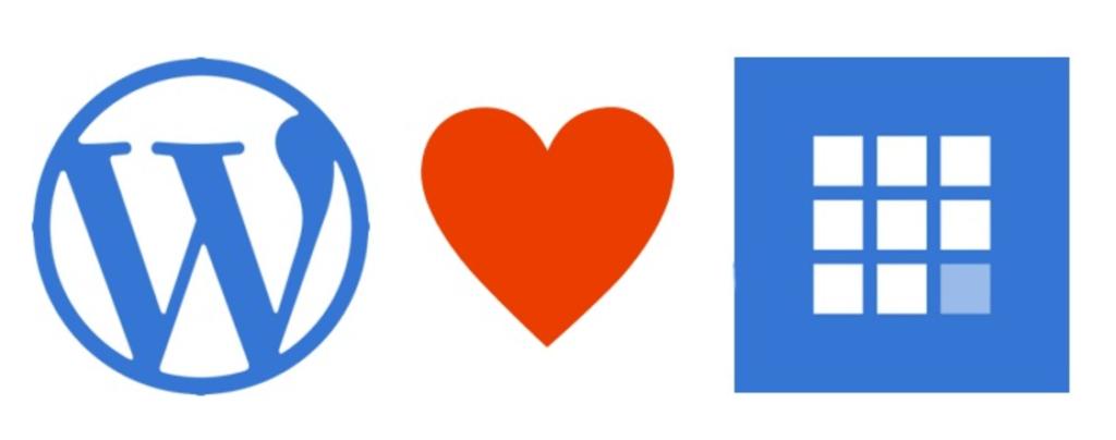 تدعم مواقع ووردبريس
