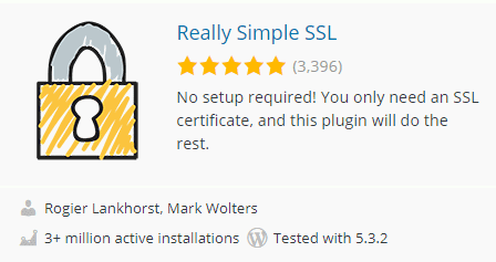 اضافة Really Simple SSL
