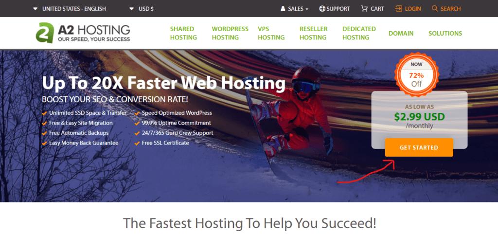 استضافة مواقع اي تو هوستينج